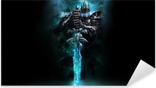 Vinilo Pixerstick World of Warcraft