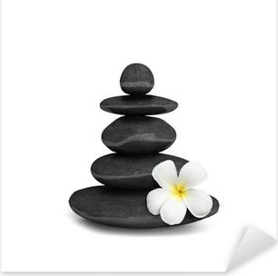 vinilo pixerstick zen equilibrio piedras - Piedras Zen