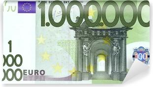 100000 Euro Million Sticker Pixers We Live To Change