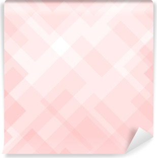 Abstract Elegant Pink Background Vinyl Wall Mural