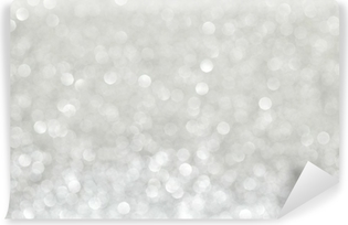 Abstract glitter background Vinyl Wall Mural