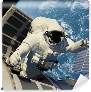 Access to space. Vinyl Wall Mural