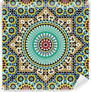 Akram Morocco Pattern Five Vinyl Wall Mural