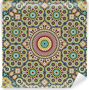 Akram Morocco Pattern Three Vinyl Wall Mural