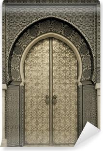 Ancient doors, Morocco Vinyl Wall Mural