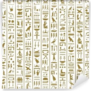 Hieroglyph Wall Murals • Pixers® - We live to change