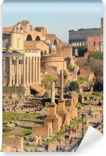 Roman Forum Wall Mural Pixers We live to change