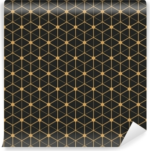 Art Deco seamless vintage wallpaper pattern Vinyl Wall Mural