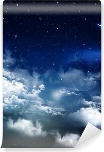 beautiful background, nightly sky Vinyl Wall Mural