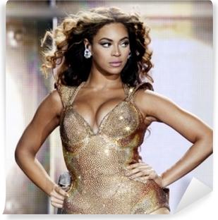 Beyonce Vinyl Wall Mural