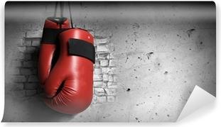 Boxing gloves Vinyl Wall Mural