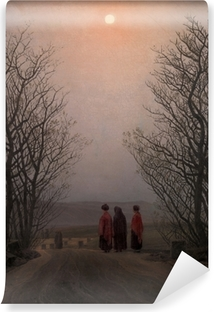 Caspar David Friedrich - Easter Morning Vinyl Wall Mural