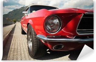 Muscle Car Wall Murals Pixers