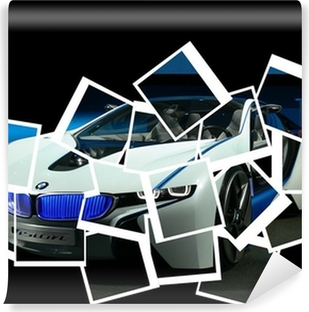 concept car bmw Vinyl Wall Mural