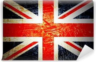 drapeau anglais Vinyl Wall Mural
