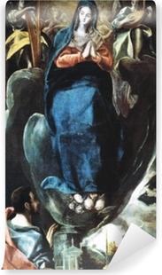El Greco - Maria Immaculata Vinyl Wall Mural