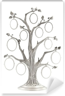 Genealogical Family Tree Wall Murals Pixers