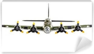flying fortress Vinyl Wall Mural