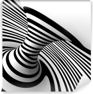 fondo abstracto con lineas Vinyl Wall Mural