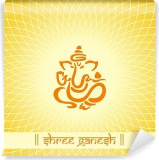 Ganesha Hindu Wedding Card Royal Rajasthan India Poster Pixers