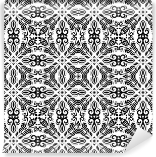 Geometric Seamless Pattern. Abstract Background Vinyl Wall Mural