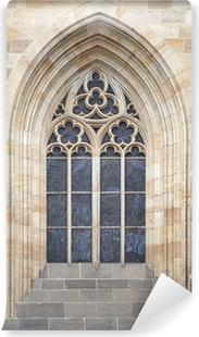 Gothic window Vinyl Wall Mural