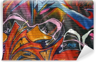 Graffiti Vinyl Wall Mural