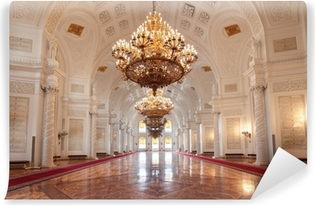 Grand Kremlin Palace, Georgievsky hall Vinyl Wall Mural