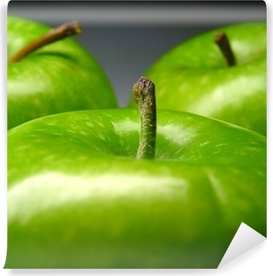 green apple Vinyl Wall Mural