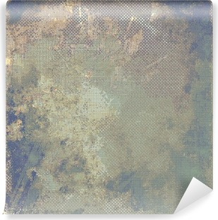 Grunge colorful background. With different color patterns: yellow (beige); brown; blue; gray Vinyl Wall Mural