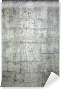 grunge concrete texture background Vinyl Wall Mural