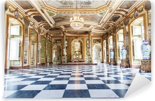 Hall of Ambassadors in Queluz National Palace, Portugal Vinyl Wall Mural