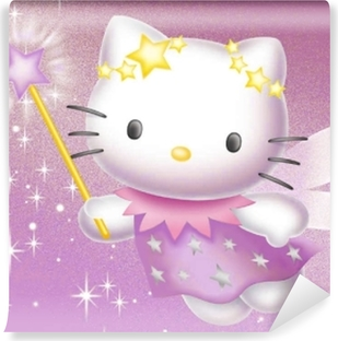 Hello Kitty Wall Murals The fairytale motifs Pixers