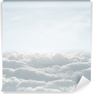 high definition skyscape with clouds Vinyl Wall Mural