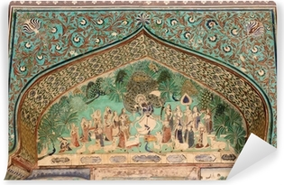Indian palace, Bundi Vinyl Wall Mural
