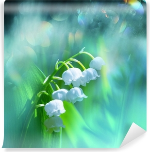 Lily of the valley Vinyl Wall Mural