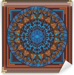 Mandala Pattern Vinyl Wall Mural