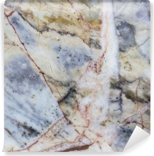 Marble stone background. Vinyl Wall Mural