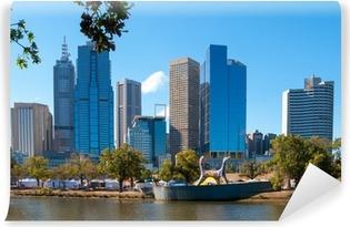 Melbourne Victoria Australia Vinyl Wall Mural