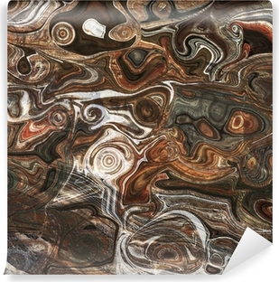 mineral colored Vinyl Wall Mural