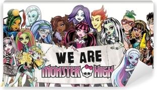 Monster High Vinyl Wall Mural