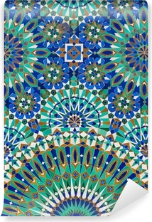 Moroccan decoration Vinyl Wall Mural