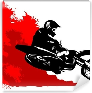 motored Vinyl Wall Mural