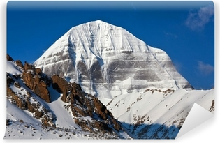 Mount Kailash in Tibet Vinyl Wall Mural