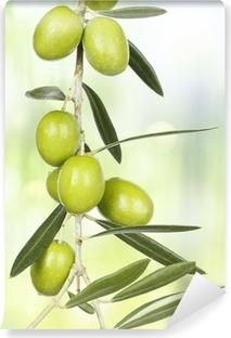 olive branch Vinyl Wall Mural