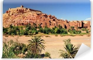 Ouarzazate Marocco città set del film Il Gladiatore Vinyl Wall Mural