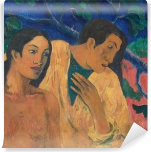 Paul Gauguin - Flight Vinyl Wall Mural