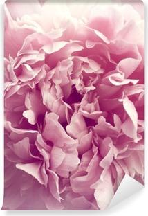 Peony flower Vinyl Wall Mural