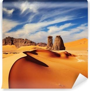 Sahara Desert, Algeria Vinyl Wall Mural