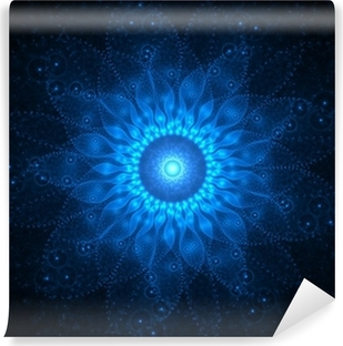 Space mandala Vinyl Wall Mural